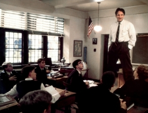 Dear Poets Society Robin Williams
